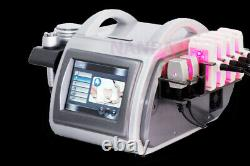 Cold Laser Diode Fat Cavitation Radio Frequency Ultrasonic Body Slimming Machine